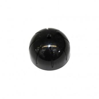 Cup warmer tap knob