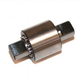 Bearing roller lever