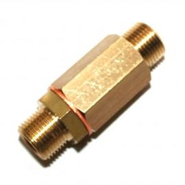 Check valve 3/8m x 3/8m