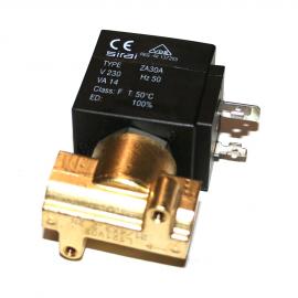 Elettrovalvola livello 1/4 v230/50-60