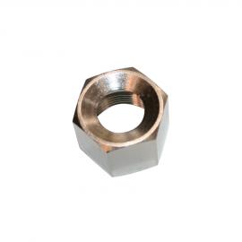 Nickel steam valve nut