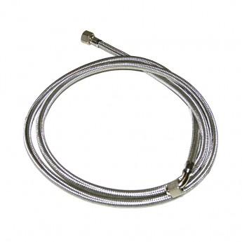 Flexinox tube with curve 3/8f 200 cm