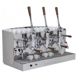 Macchina per caffè a leva - 3 gruppi
